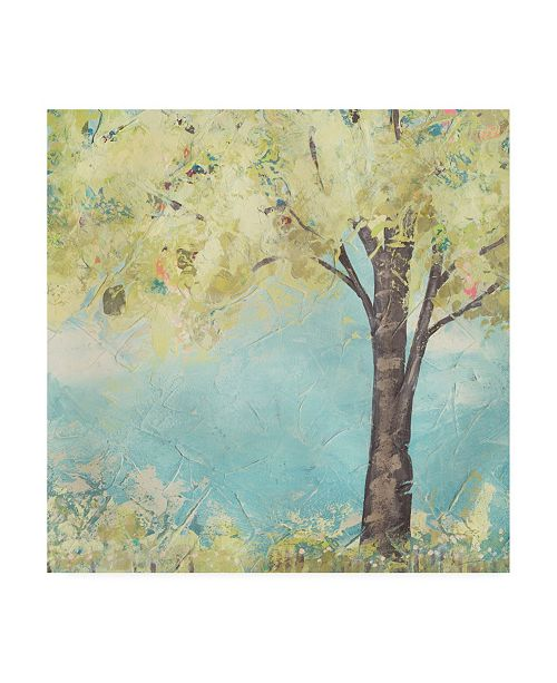 "Trademark Global June Erica Vess Glen Arbor I Canvas Art - 15"" x 20"""