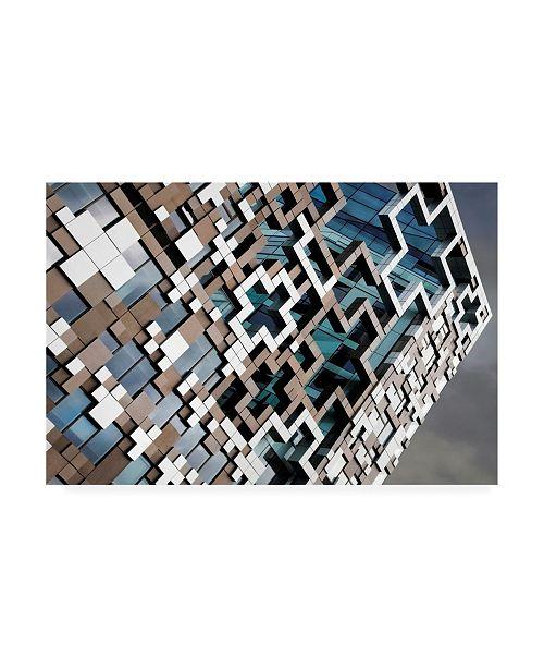 "Trademark Global Linda Wride XXX Architecture Canvas Art - 20"" x 25"""