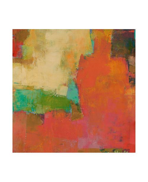 "Trademark Global Sue Jachimiec Ua Ch Etienne I Canvas Art - 15"" x 20"""