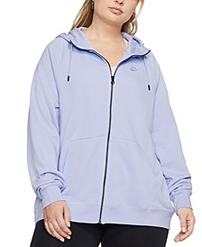 Sportswear Essential Plus Size Full-Zip Hoodie