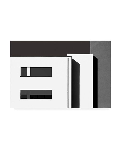 "Trademark Global Jan Niezen Nearly Graphic Canvas Art - 20"" x 25"""