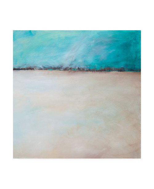 "Trademark Global Julia Contacessi Mystic Sand II Canvas Art - 15"" x 20"""