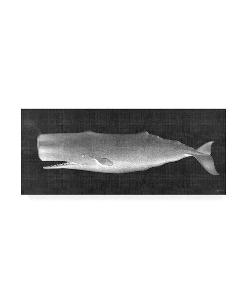 "Trademark Global John Butler Whale Watching II Canvas Art - 15"" x 20"""