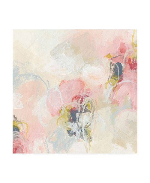 "Trademark Global June Erica Vess Cherry Blossom II Canvas Art - 15"" x 20"""