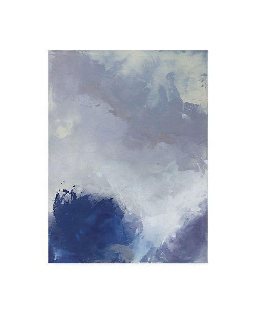 """Trademark Global Julia Contacessi Sugar Plum Dust I Canvas Art - 19.5"""" x 26"""""""