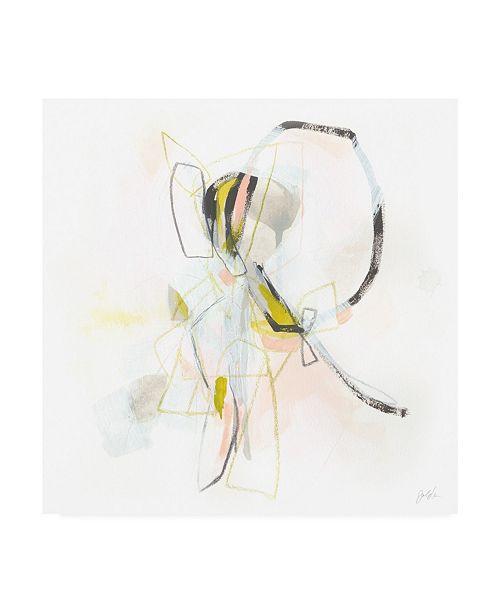 "Trademark Global June Erica Vess Open Integer I Canvas Art - 15.5"" x 21"""