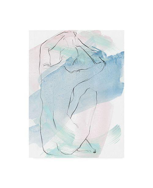 "Trademark Global Jennifer Paxton Parker Muse III Canvas Art - 19.5"" x 26"""