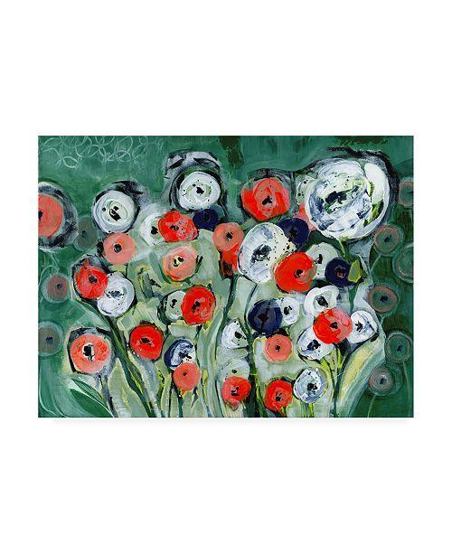 "Trademark Global Tara Daavettila Oodles of Doodles I Canvas Art - 19.5"" x 26"""