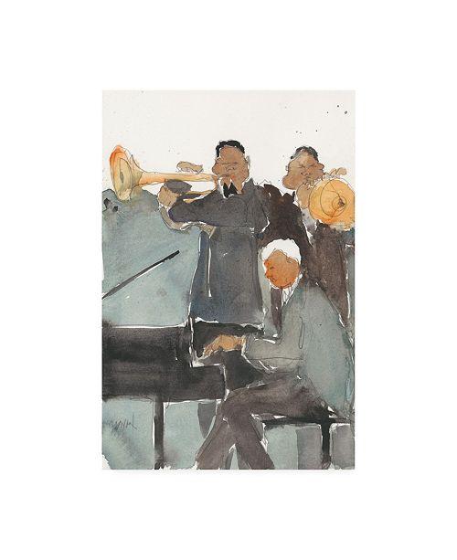 "Trademark Global Samuel Dixon All Together Now I Canvas Art - 19.5"" x 26"""