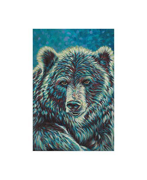 "Trademark Global Carolee Vitaletti Spirit Animal I Canvas Art - 27"" x 33.5"""