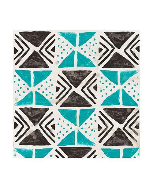 "Trademark Global June Erica Vess Kitwe VIII Canvas Art - 36.5"" x 48"""