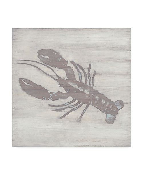 "Trademark Global June Erica Vess Driftwood Silhouette VI Canvas Art - 15"" x 20"""