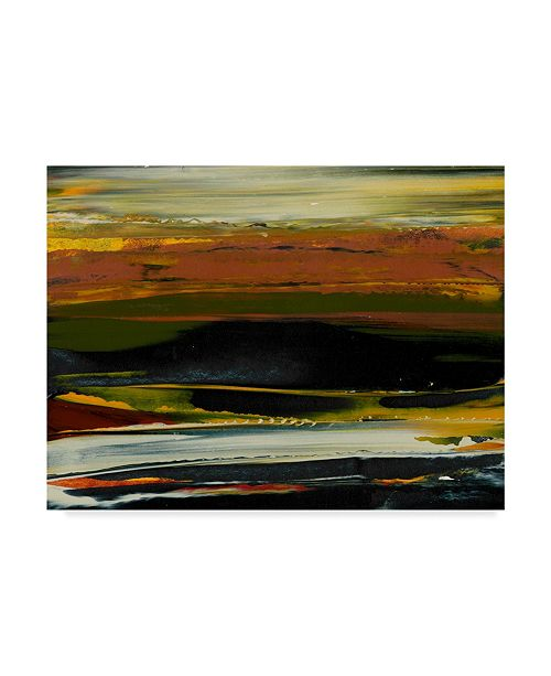 "Trademark Global Sharon Gordon Deconstructed View II Canvas Art - 20"" x 25"""