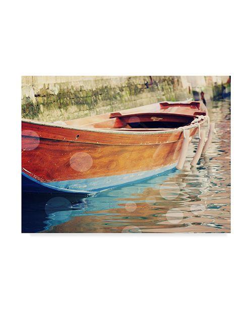 "Trademark Global Sylvia Coomes Venice Bokeh XII Canvas Art - 20"" x 25"""