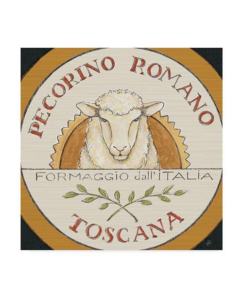 "Trademark Global Daphne Brissonnet Tuscan Flavor VII Canvas Art - 15"" x 20"""