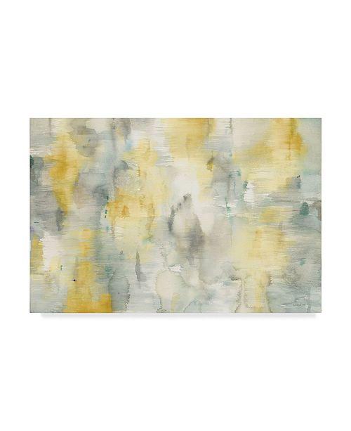 "Trademark Global Danhui Nai Summer Shower V2 Crop Canvas Art - 20"" x 25"""