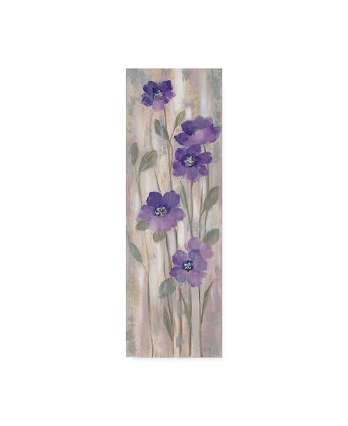 "Trademark Global Silvia Vassileva Spring Florals II Canvas Art - 15"" x 20"""