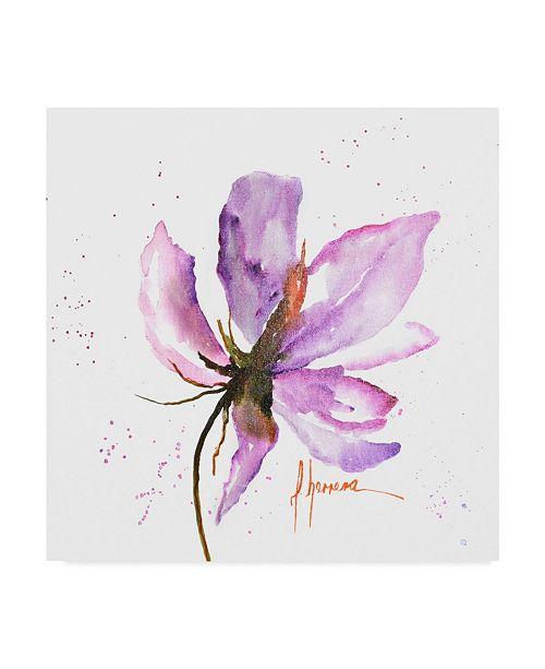 "Trademark Global Leticia Herrera Bold Floral IV Canvas Art - 15"" x 20"""