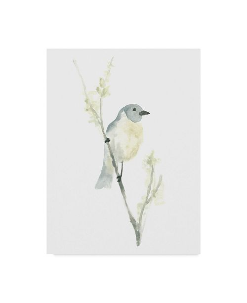 "Trademark Global June Erica Vess Avian Impressions III Canvas Art - 20"" x 25"""
