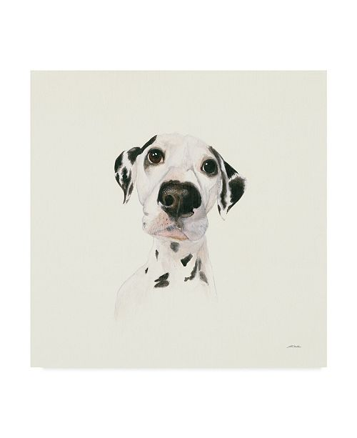 "Trademark Global Patsy Ducklow Milo Canvas Art - 27"" x 33"""