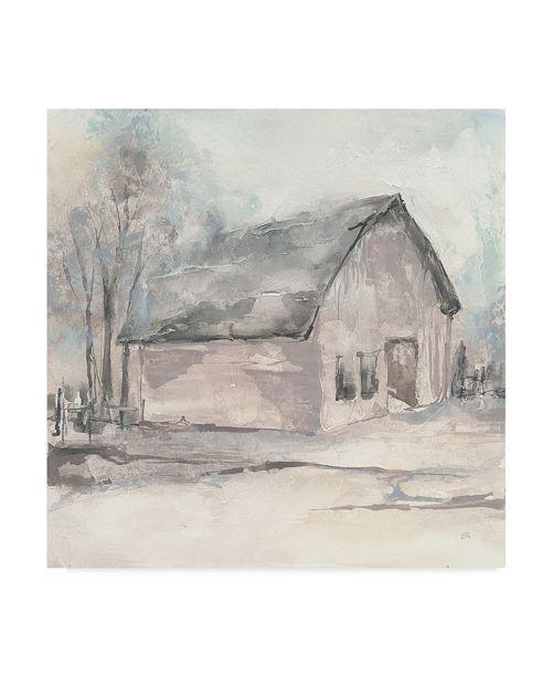 "Trademark Global Chris Paschke Barn I Canvas Art - 15"" x 20"""