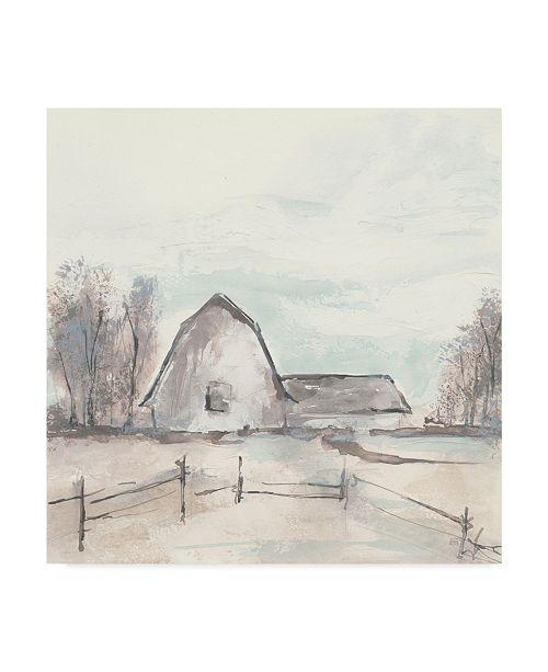 """Trademark Global Chris Paschke Barn VIII Canvas Art - 27"""" x 33"""""""