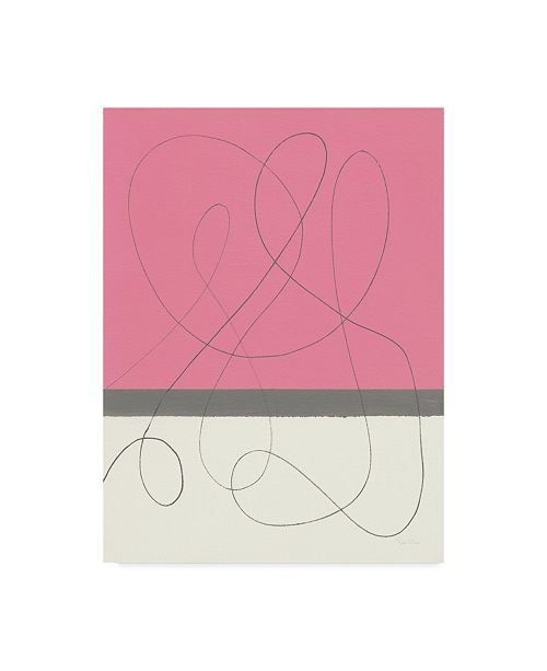 "Trademark Global Piper Rhue Neapolitan II Canvas Art - 37"" x 49"""