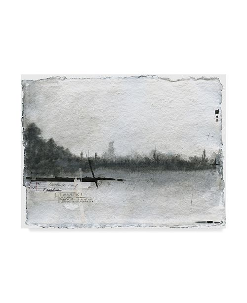 """Trademark Global Ingrid Blixt Pilgrimage III Canvas Art - 20"""" x 25"""""""