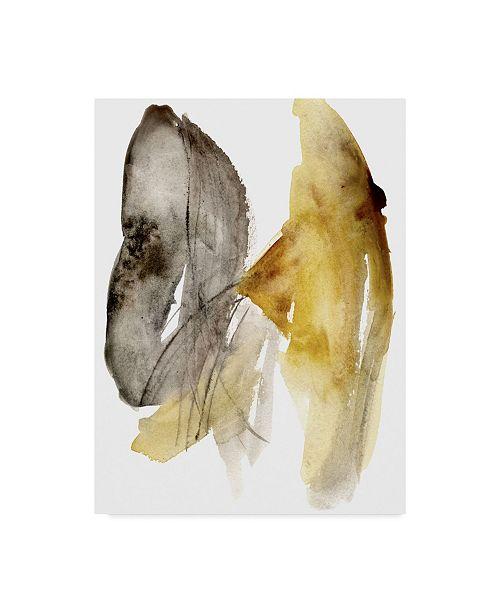 "Trademark Global Melissa Wang Calendula I Canvas Art - 20"" x 25"""