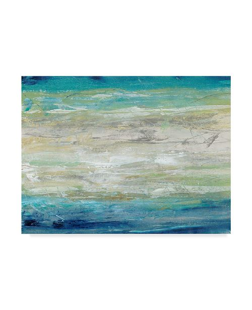 "Trademark Global Tim Otoole Wave Length I Canvas Art - 20"" x 25"""
