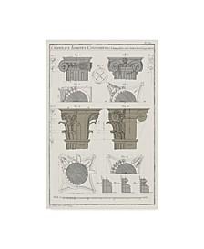 "Vision Studio Survey of Architectural Design IV Canvas Art - 37"" x 49"""