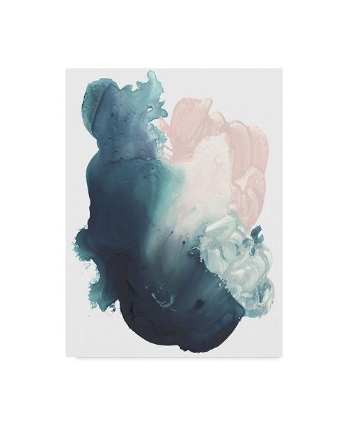 "Trademark Global Jennifer Paxton Parker Plunge I Canvas Art - 37"" x 49"""