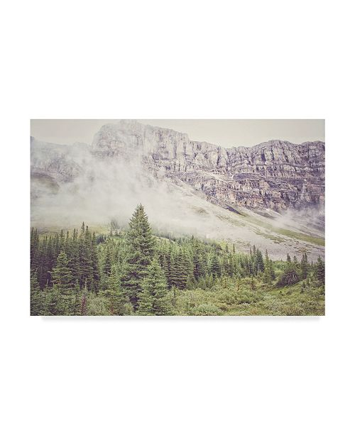 "Trademark Global Jenna Guthrie Banff III Canvas Art - 37"" x 49"""