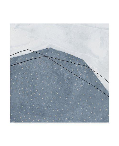 "Trademark Global Emma Scarvey Adjacent Abstraction III Canvas Art - 15"" x 20"""