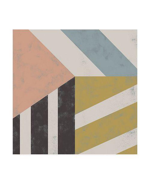 """Trademark Global Chariklia Zarris Ua Ch Stride II Canvas Art - 15"""" x 20"""""""