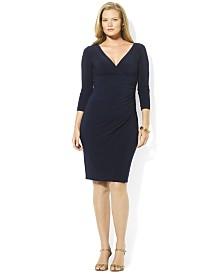 Long Sleeve Plus Size Dresses - Macy\'s