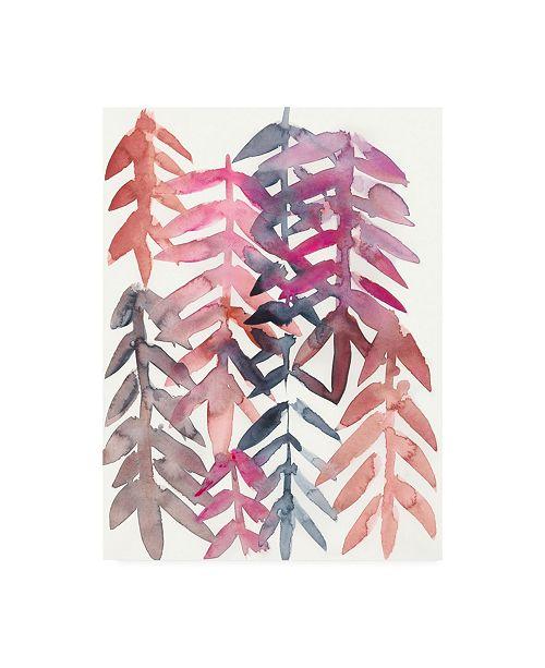 "Trademark Global Chariklia Zarris Monrovia I Canvas Art - 37"" x 49"""