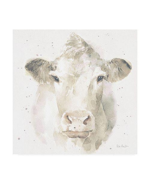 "Trademark Global Lisa Audit Farm Friends Ii Neutral Canvas Art - 27"" x 33"""