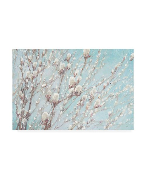 "Trademark Global Julia Purinton Early Spring Crop Canvas Art - 20"" x 25"""