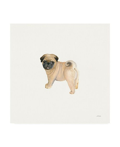 "Trademark Global Patsy Ducklow Cutie II Canvas Art - 27"" x 33"""