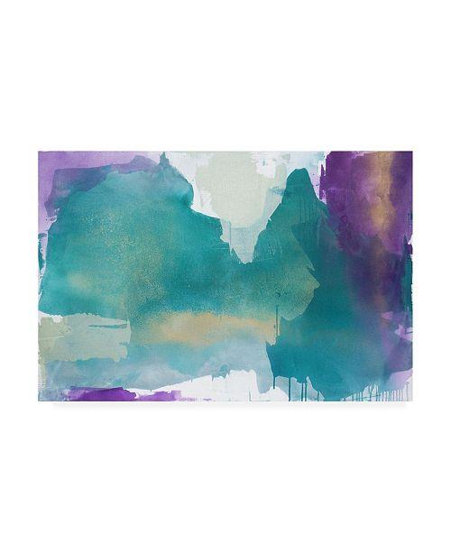 "Trademark Global Julia Contacessi Royal Velvet I Canvas Art - 37"" x 49"""