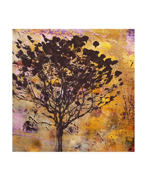 "Trademark Global Irena Orlov Autumn Colored III Canvas Art - 27"" x 33"""