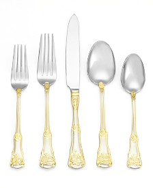 Royal Albert Flatware 18/10, Old Country Roses 20 Pc Set, Service for 4