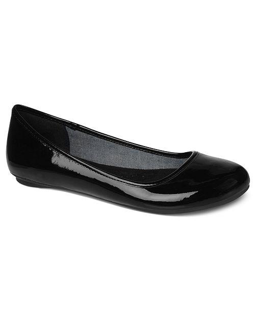 199fd6ff7a30 Dr. Scholl s Friendly Flats   Reviews - Flats - Shoes - Macy s