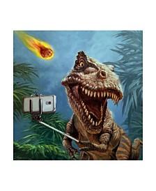 """Lucia Heffernan Last Selfie Canvas Art - 19.5"""" x 26"""""""