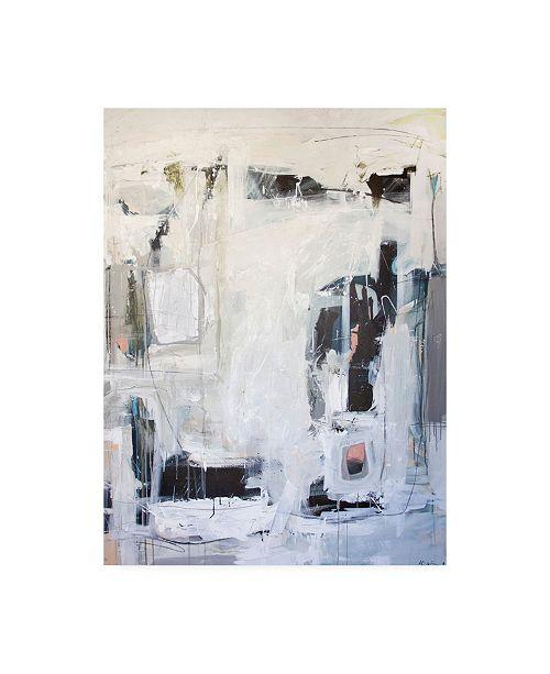 "Trademark Global Kym De Los Reyes Feminine Intuition I Canvas Art - 19.5"" x 26"""