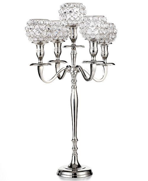 Leeber Sparkle 5-Light Globe Candelabra