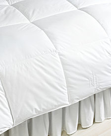 Lauren Ralph Lauren Lightweight Down Alternative King Comforter, Lite Loft Polyester Fill, 100% Cotton Cover