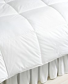 Lauren Ralph Lauren Lightweight Down Alternative Twin Comforter, 100% Cotton Cover