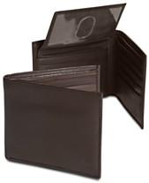 3609b2ea7757 Lauren by Ralph Lauren Burnished Leather Bifold Wallet